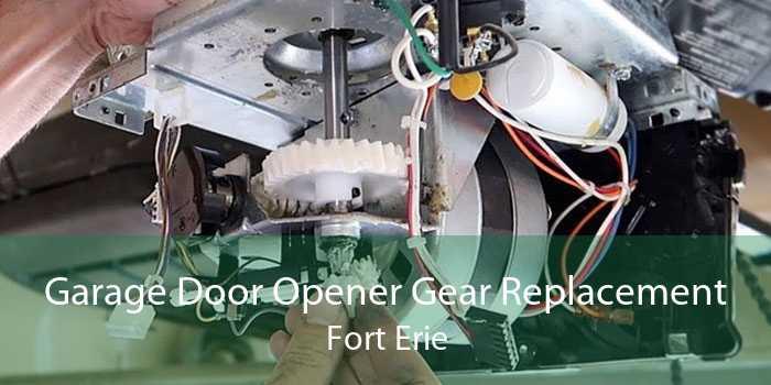 Garage Door Opener Gear Replacement Fort Erie