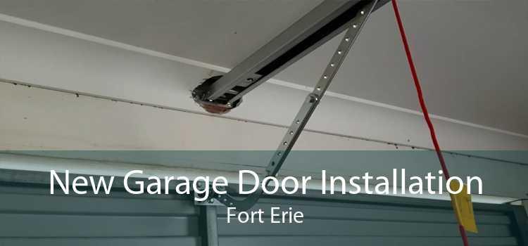 New Garage Door Installation Fort Erie