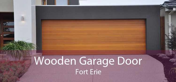 Wooden Garage Door Fort Erie